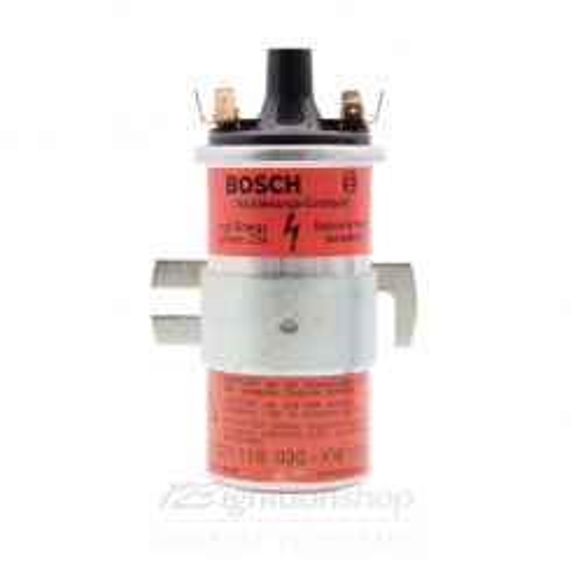 Bosch bobine rood
