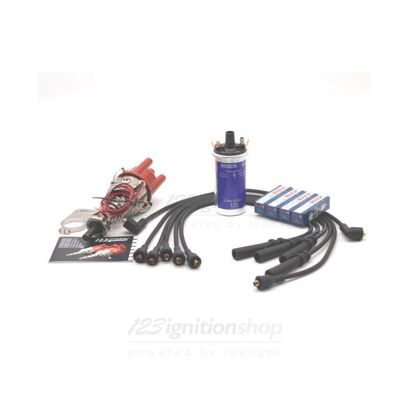 123/B21-B23-R complete set voor bootmotoren